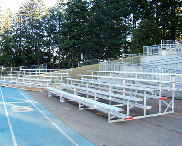 Bleachers - Assembly Required