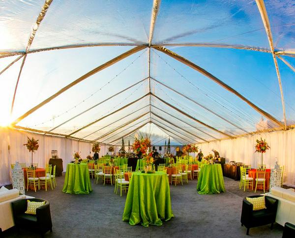Tent styles