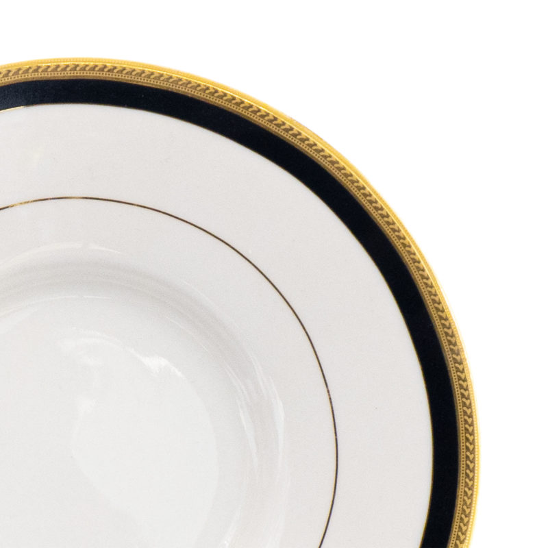 black gold detail