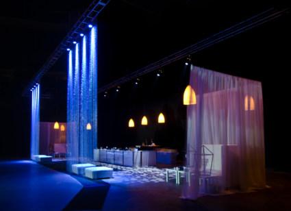 AV Light Curtain