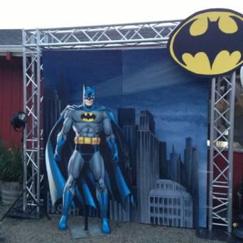 Super Hero Event Theme 5