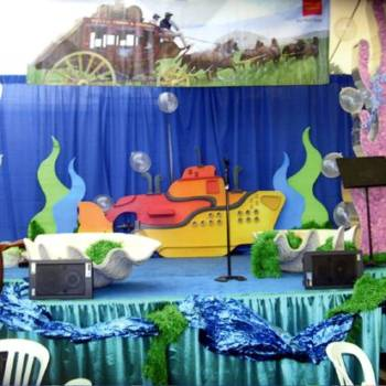 Beach Theme Event Decor rental