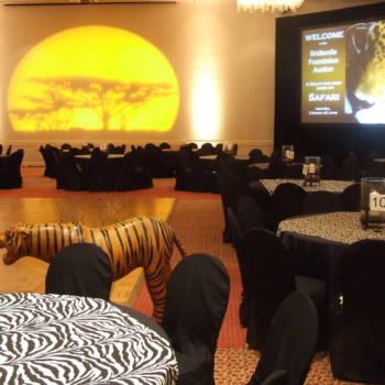 Safari Themed Event Rental