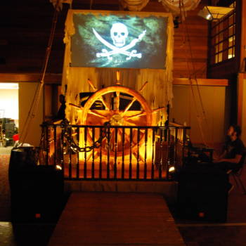 A Pirate's Life Theme Event 8
