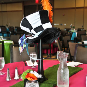 Alice in Wonderland Themed Event Party Rentals4