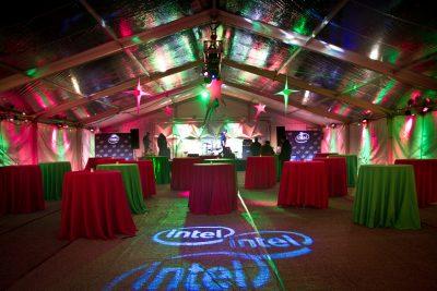 Intel AV Lighting