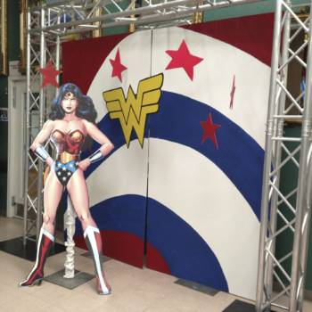 Super Hero Event Theme 3