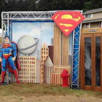 Super Hero Event Theme 1