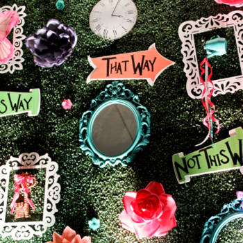 Alice in Wonderland Themed Event Party Rentals6