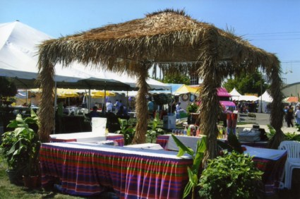Beach Theme Event Decor rental