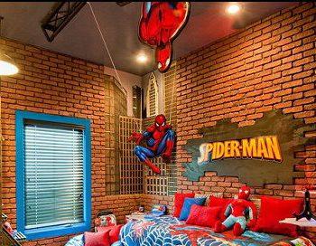 Super Hero Theme Rental