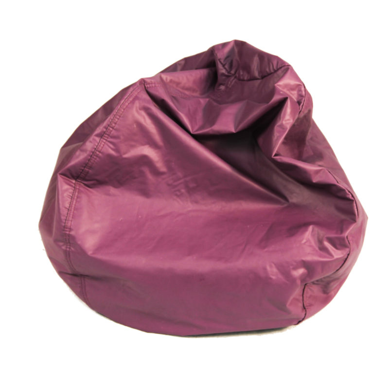 Purple Bean Bag