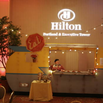 Portland Themed Event Hilton2