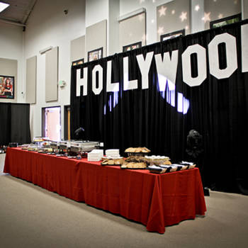 Hollywood Theme