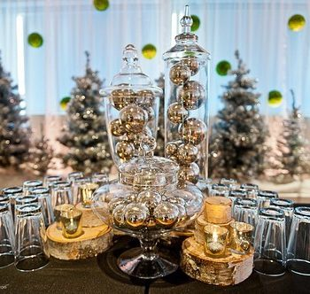 Christmas Theme event decor rental