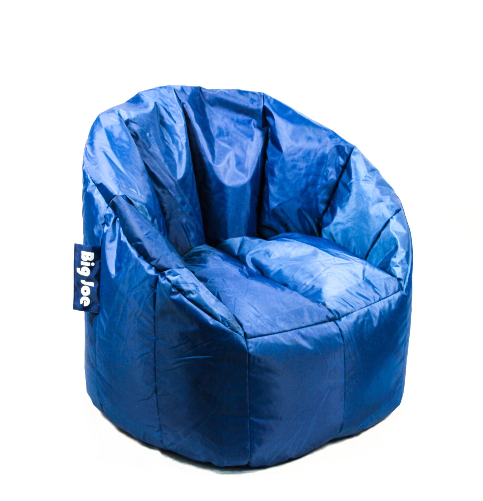 Bean Bag Chair Big Joe Blue Peter Corvallis