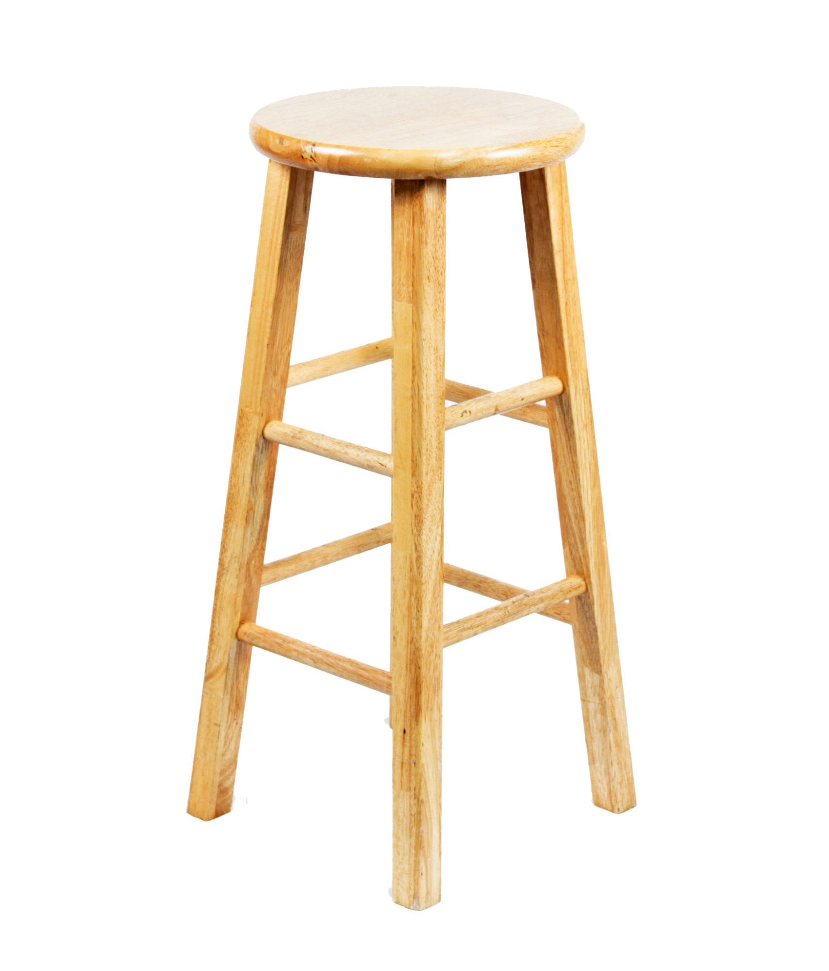 Tremendous Wood Spindle Bar Stool Without Back Natural Peter Uwap Interior Chair Design Uwaporg