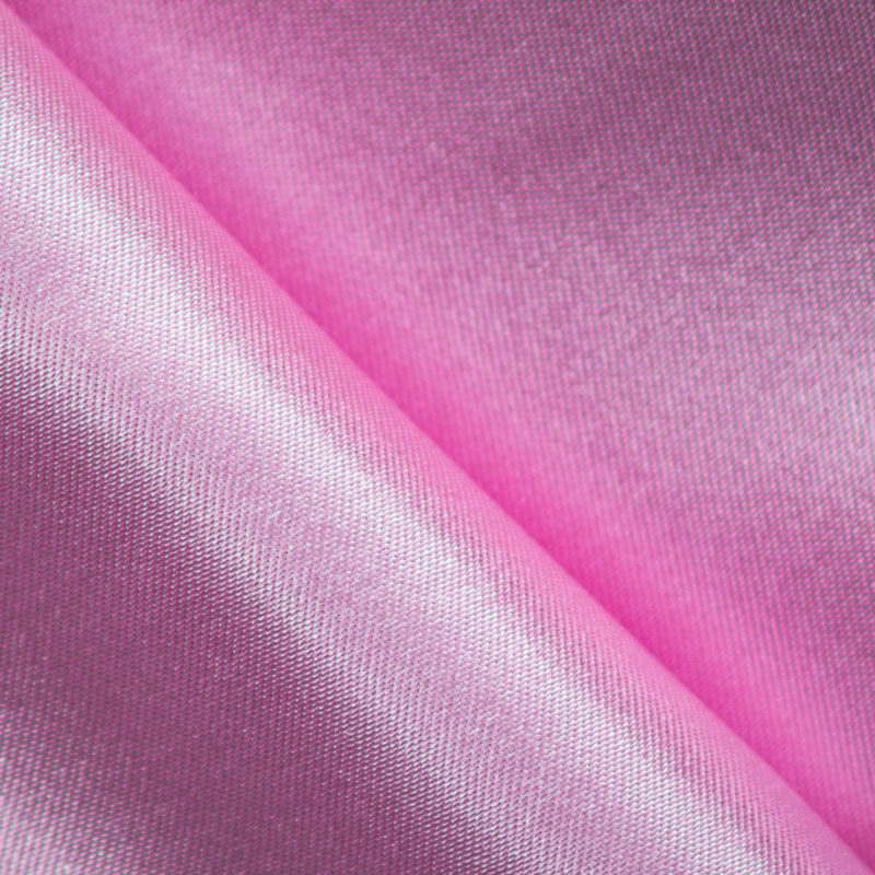 Drape Satin Berry Hot Pink