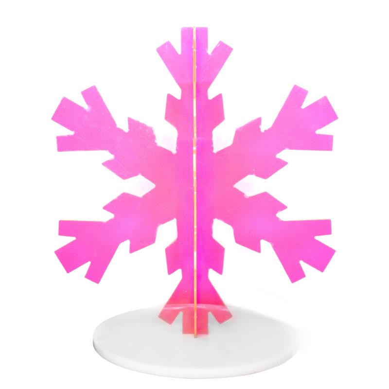 plexi snowflake