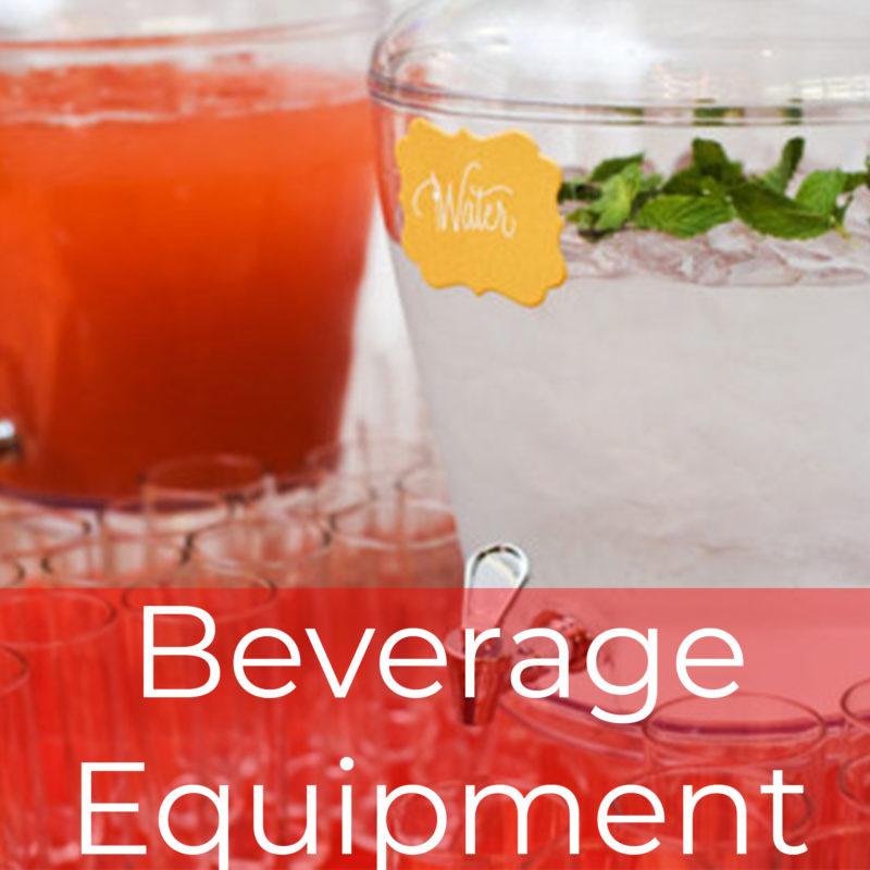 Bar & Beverage Equipment