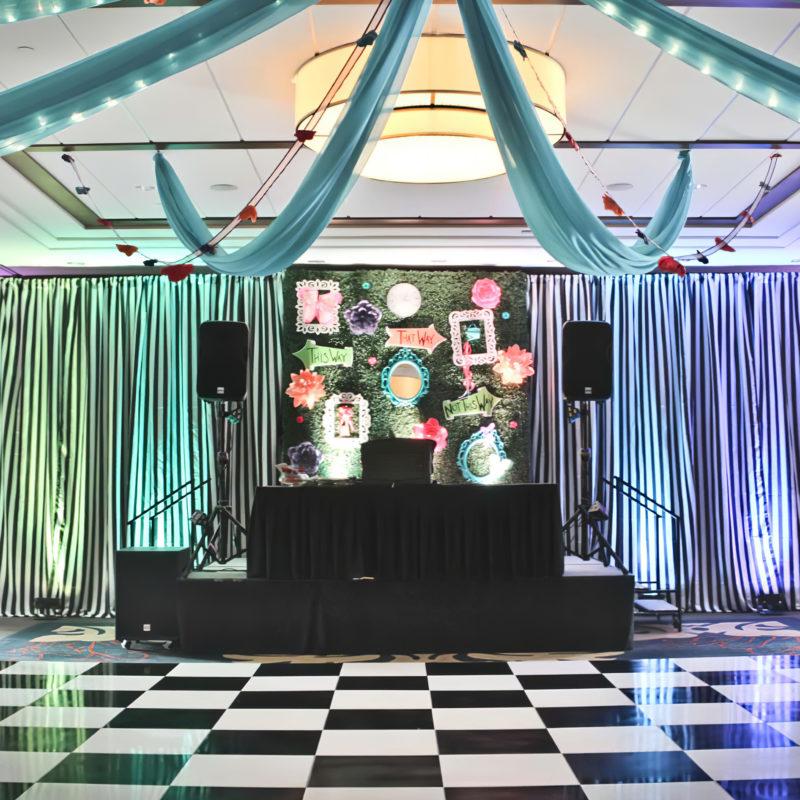 Staging & Dance Floor